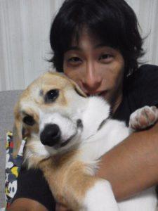富山の犬のしつけトレーナー 曳田 勝哉(ひきた かつや)